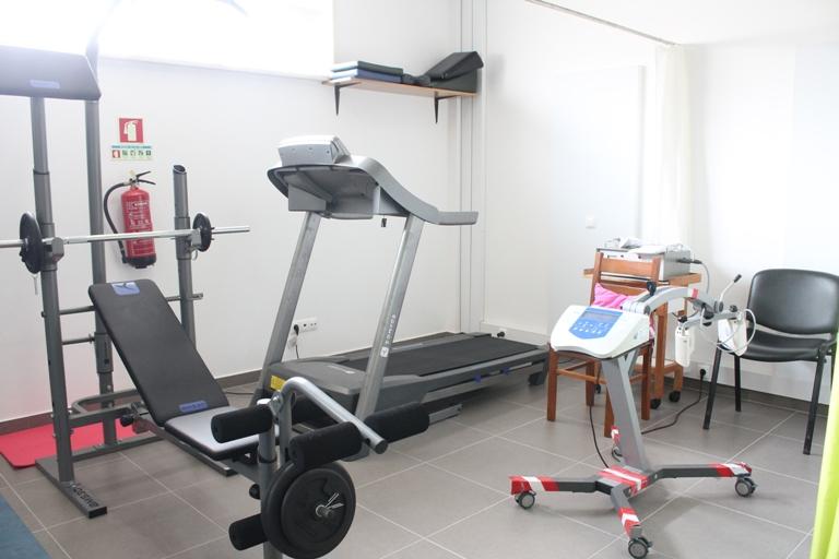 reabilitação fisica