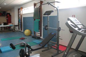 reabilitação fisica tires