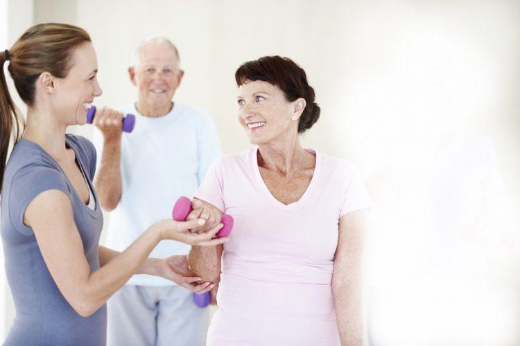 fisoterapia geriátrica